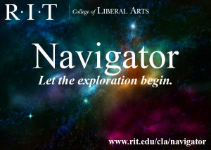 Navigator Postcard