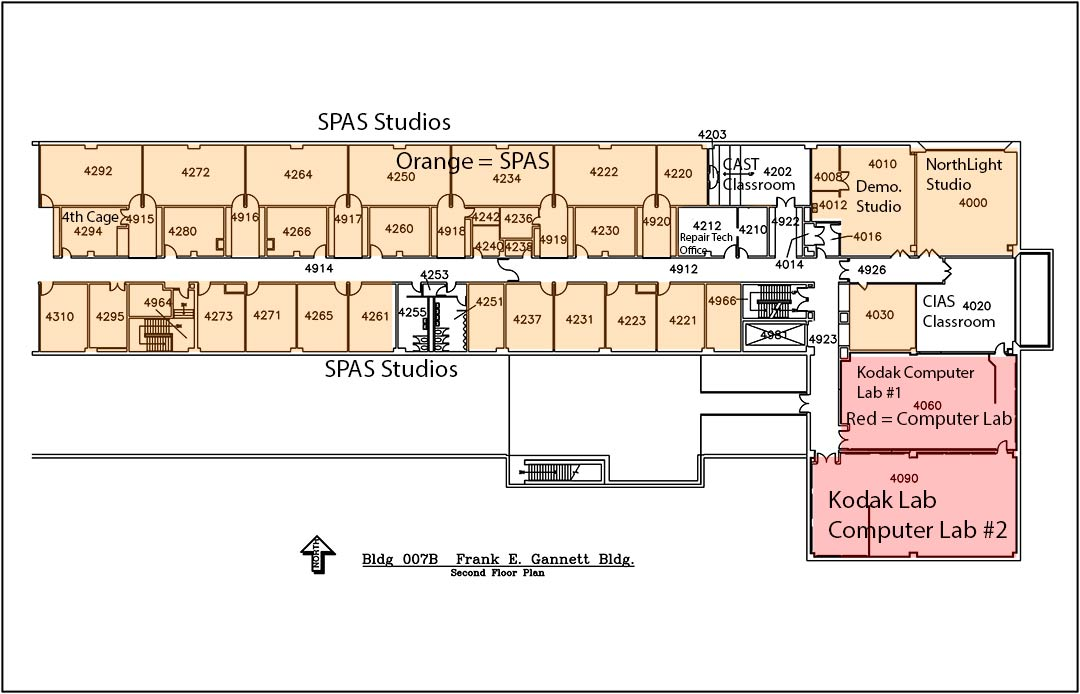 Color Coded Building Diagrams Cad 7a And 7b
